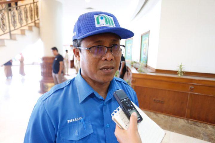Suparjan ST Direktur PDAM Tirta Tuah Benua Kutai Timur
